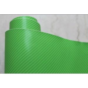 Vihreä hiilikuitukalvo 3D(30 metriä)