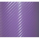 Violetti hiilikuitukalvo 3D(30 metriä)