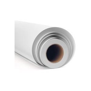 Matta valkoinen vinyli(4 metriä)