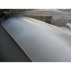 Alumiini harjattu vinyli(4 metriä)